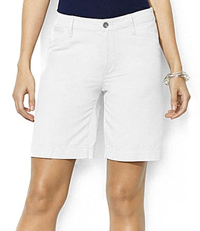 Lauren Jeans Co. Jason Twill Shorts