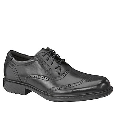 Rockport Men�s Wooster Wingtip Oxfords