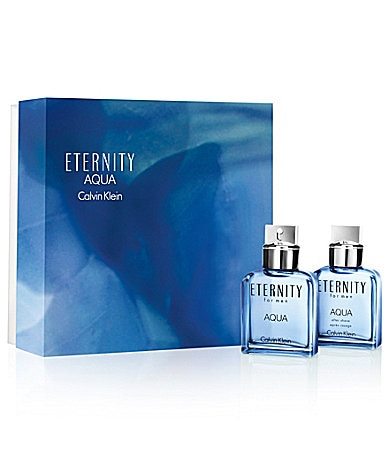 ETERNITY for men AQUA Calvin Klein Gift Set