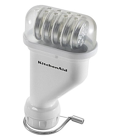 Kitchen Aid White Pasta Press Stand Mixer Attachment