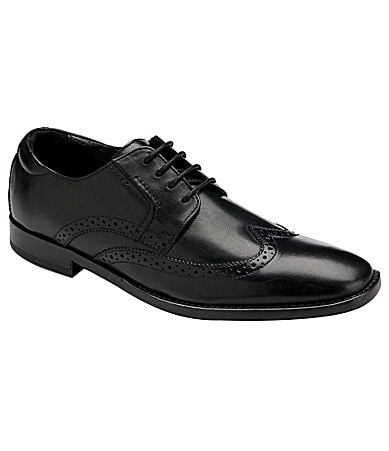 Rockport Men�s Oak Room Stitched Wingtip Oxfords