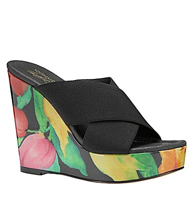 Donald J Pliner Sabri Wedges