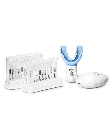 Tanda Pearl Ionic Teeth Whitening System and Pearl Booster Kit