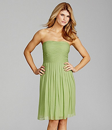 Antonio Melani Piper Strapless Dress