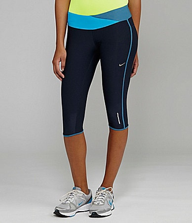 Nike Twisted Capri Running Pants