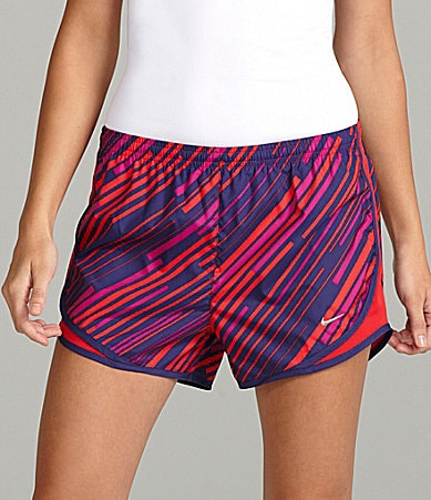 Nike Printed Tempo Running Shorts