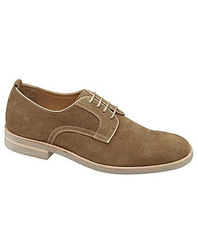 Johnston & Murphy Dolby Plain-Toe Oxfords