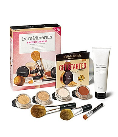 bareMinerals Get Started� Kits