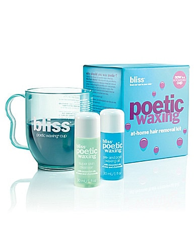 bliss Poetic Wax Kit