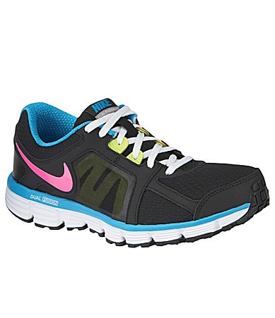 Nike Girls Dual Fusion St 2 Running Shoes