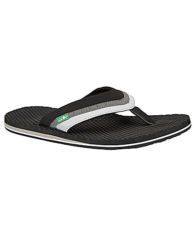 Sanuk Men�s Bubbler Thong Sandals