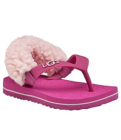 UGG Australia Infant Girls Yia Yia Thong Sandals