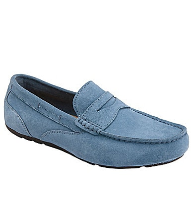 Rockport Men�s Greenbrook Casual Loafers