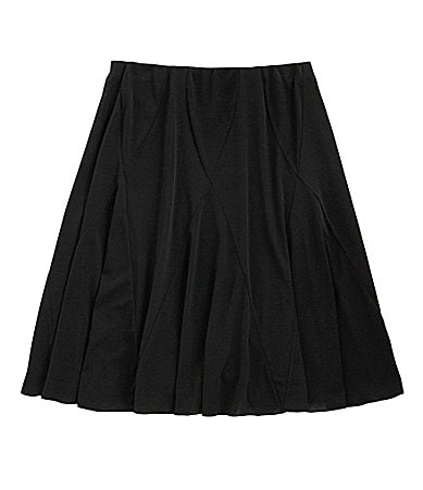 I.N. Girl 7-16 and Plus Size Straight-Hem Skirt