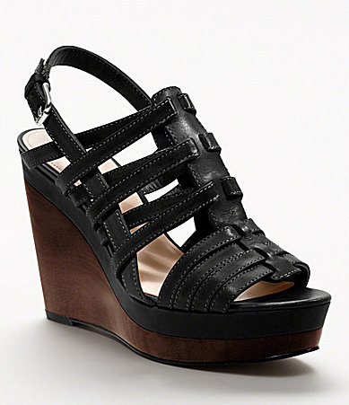 COACH ELVIRA WEDGE