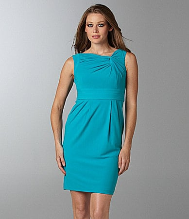 Vince Camuto Sleeveless Knot Dress