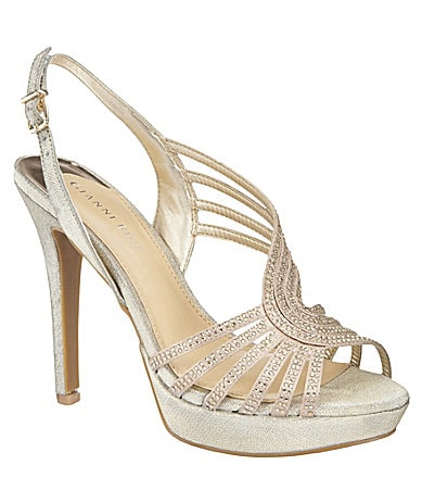 Gianni Bini January Platform Sandals
