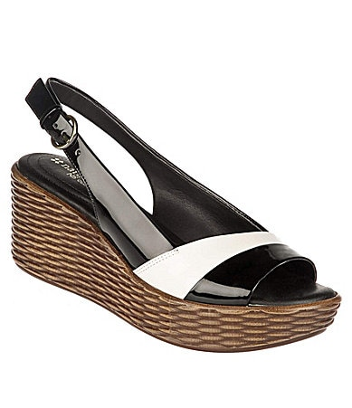 Naturalizer Ladell Wedge Sandals