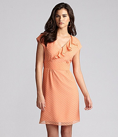 Gianni Bini Dyana Dot Dress