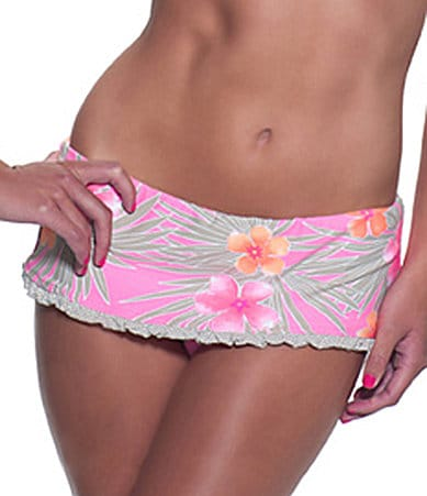 Coco Rave Tropical Skirted Bottom