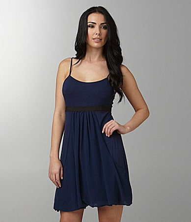 Kensie Drape Pocket Sundress