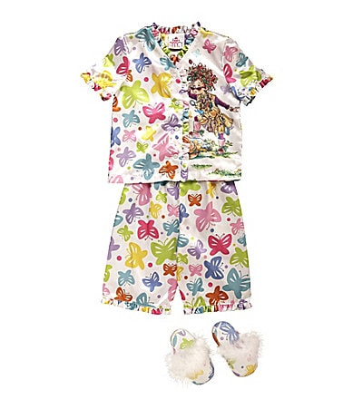 Fancy Nancy 2T-8 Sleepwear Set