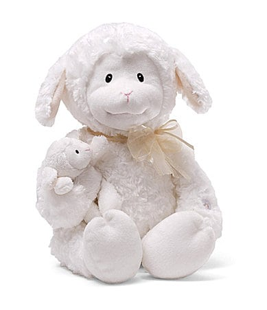 Gund Nursery Time Lena Lamb