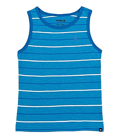 Hurley 4-7 Striped Tank Top