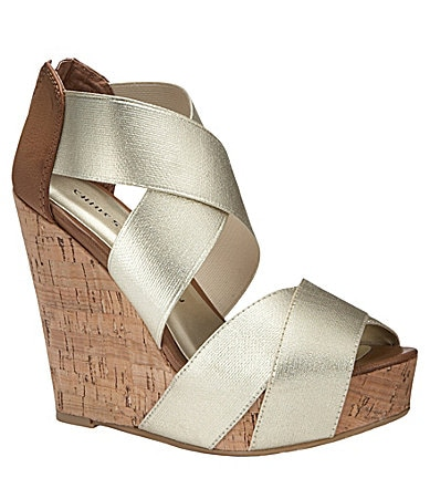 Chinese Laundry Dig It Platform Wedge Sandals
