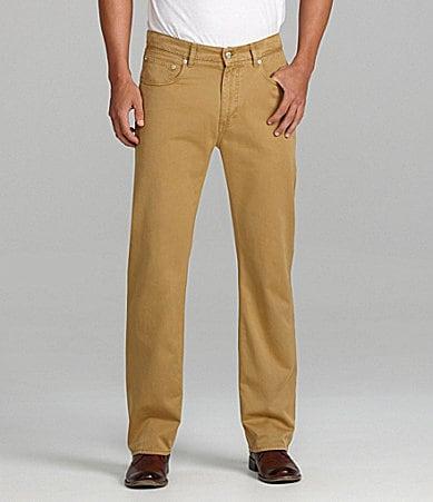 Cremieux 5-Pocket Pima Cotton Pants