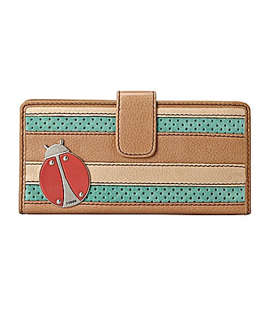Fossil Maddox Novelty Clutch