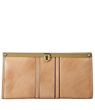 Fossil Vintage Re-Issue Frame Clutch Wallet