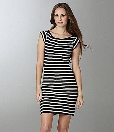 French Connection Scott Stripe Dress