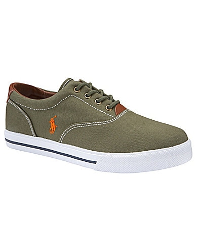Polo Ralph Lauren Boys Vaughn Sneakers