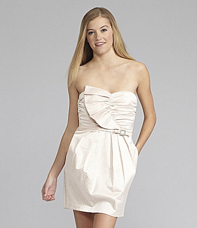 GB Strapless Dress
