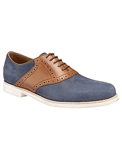 Polo Ralph Lauren Men�s Lars Saddle Oxfords