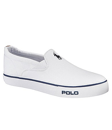 Polo Ralph Lauren Cantor Men�s Slip-On Sneakers