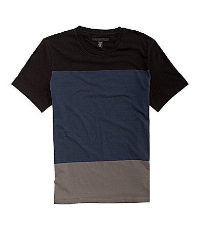 Kenneth Cole New York Colorblock Tee