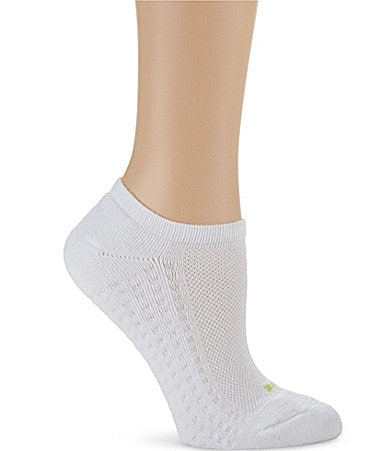 HUE Air Cushion Sport No-Show Socks