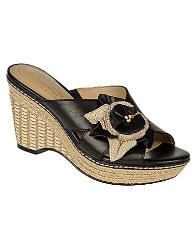 Naturalizer Lila Slide Sandals