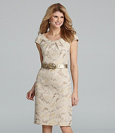 Antonio Melani Denna Belted Dress