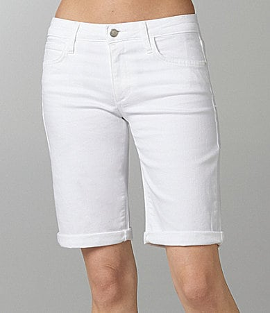 Joe�s Jeans Rolled Bermuda Shorts