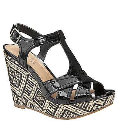 Kenneth Cole Reaction Live A Little Wedge Espadrille Sandal