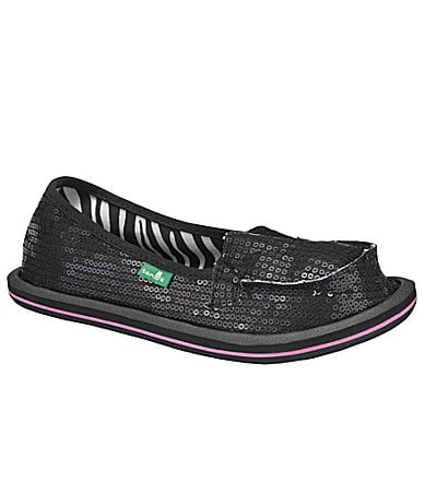 Sanuk Girls Limelight Slip-On Shoes