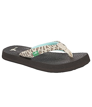 Sanuk Girls� Yoga Mat Wildlife Flats