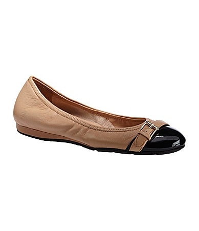 Cole Haan Air Reesa Buckle Ballet Flats