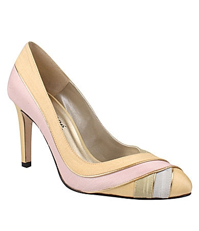 J. Renee Robin Pumps