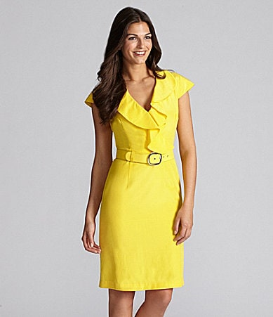 Alex Marie Stephany Cotton Dress