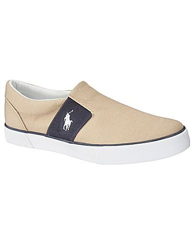 Polo Ralph Lauren Boys Gavin Slip-On Shoes