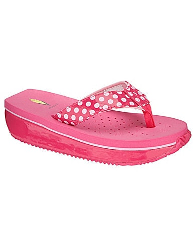 Volatile Girls Panda Thong Sandals